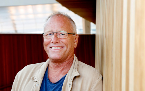 Lars Martin Myhre. Foto: Kristin Svorte.