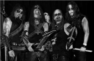 NOPA representerer komponister og tekstforfattere i alle sjangere. Her ser vi Bergensbandet Gorgoroth. Foto: Christian Misje.