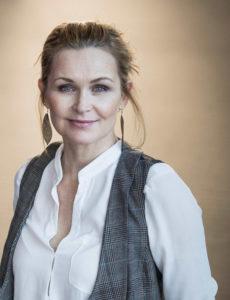 Styremedlem Karoline Krüger. Foto: Magnus Skrede
