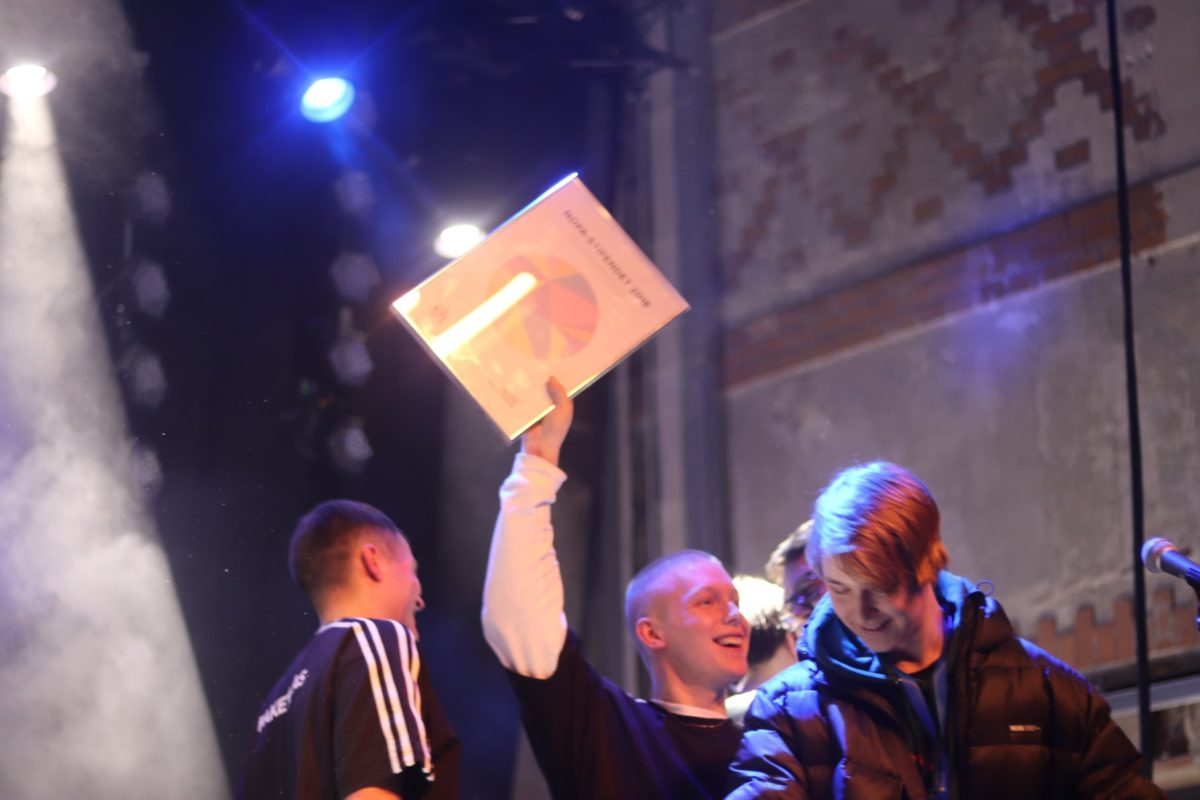 Softcore untd. vant NOPAs låtskriverstipend. Foto: Eugene Eben-Ezer